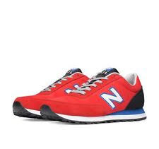 new balance shoes red. nib men\u0027s new balance 501 ml501smc retro running shoes medium and 2e wide 311 red l