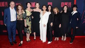 Сандра о, джоди комер, оуэн макдоннел и др. Killing Eve Cast Showrunner On Embracing The Female Gaze Hollywood Reporter