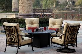 fire pit tables and chairs sets amazing outdoor lounge furniture the home depot inside 19 animaleyedr com