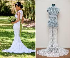Crochet Wedding Dress Pattern Simple 48 Amazing Crochet Wedding Dresses Beautiful Crochet Stuff