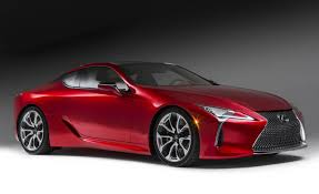 2017 Lexus LC500 Coupe Dissected | Feature | Car and Driver