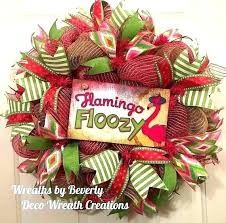 outdoor wreaths for front door uk reef beach check out flamingo floozy summer wreath bur front door wreaths