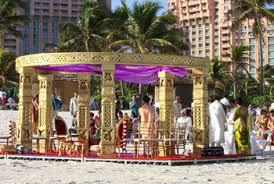 Destination Weddings Wedding In The Bahamas Paradise Island