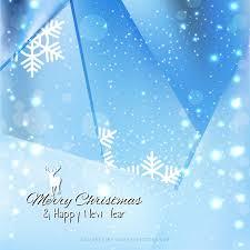 Download Vector Light Blue Sparkles Christmas Background