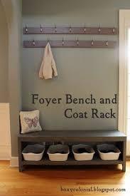 Entryway Wall Coat Rack Foyer Coat Rack Ideas Trgn 100a100bf100 20