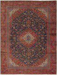main unique loom 9 5 x 12 2 kashan persian rug photo