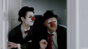 a clown s tale marko harald are two struggling artists who work a variety of jobs in order to survive and even though their enements as clown doctors
