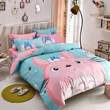 #animejbf #animekawaii #animeluka #beautiful #animesadgirl. Cute Totoro Students Bed Sheet Set From Fashion Kawaii Japan Korea Bed Sheet Sets Kids Bedding Sets Pink Bedding