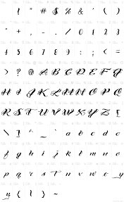 different types of letters for tattoos 3