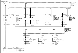 2003 f350 wiring diagram the fuel injection system diesel sensors that code pertains to the injector control pressure sensor icp sensor here s a diagram of the wiring for this sensor