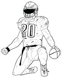 Get free printable coloring pages for kids. 21 Awesome Image Of Football Coloring Pages Entitlementtrap Com Football Coloring Pages Sports Coloring Pages Football Player Drawing