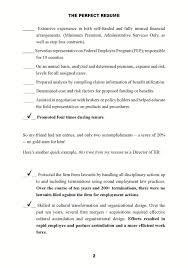 Benefits Representative Sample Resume Ideas Collection My Perfect Resume Phone Number On Benefits 12