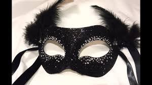 masquerade mask night sky diy