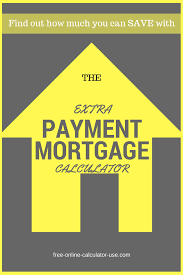 Annual Payment Calculator This Free Online Extra Payment Mortgage Calculator Will Calculate 10