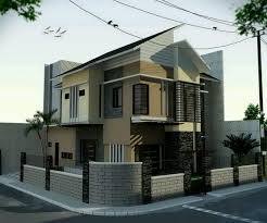 Small Picture Home Design Large Terra Cotta Tile Boundary Wall Designs Modern