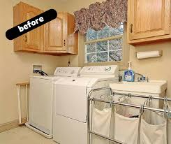 laundry room diy before picture see the changes we made heatherednest com