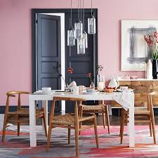 picturesque parsons dining table rectangle west elm