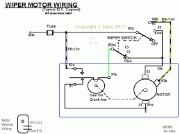 afi marine wiper motor wiring diagram wiring diagram boat wiper motor wiring diagram diagrams