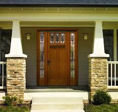 home entry door