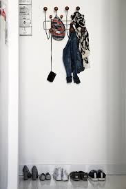 Eames HangItAll Coat Rack The Design Chaser Homes To Inspire Simple Elegance Decor Idea 45