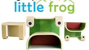 Versatile furniture Compact 3in1 Little Frogs Versatile Furniture For Kids Kickstarter 3in1 Little Frogs Versatile Furniture For Kids By Chadwick