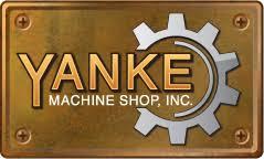 machine shop logo. yanke machine shop, inc. shop logo t