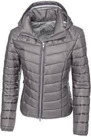 Pikeur Womens Cassia Quilted Jacket Titanium