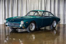 Desirable late production series iii example with matching numbers this 1964 ferrari 250gte is a matching numbers example. 1963 Ferrari 250 Gt Lusso For Sale