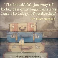 "Beautiful Journey Quotes Best Of Quote By Steve Maraboli ""The Beautiful Journey Of Today Can Only"