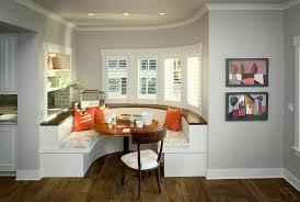Circular Kitchen Bench Eat-In