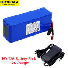 <b>Liitokala 36V 12Ah</b> 18650 Lithium Battery pack High Power ...