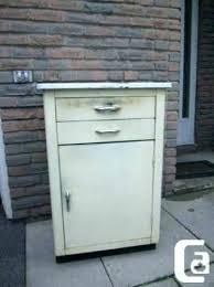 vintage metal storage cabinet. Vintage Metal Cabinets Storage Cabinet Full Image For  Sale Vintage Metal Storage Cabinet E