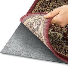 felt rug pads home queen for hardwood floors all canada
