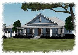 image of southern 1 5 story house plans with wrap around porch