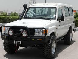 Armored Toyota Land Cruiser 78 Series 2010 – Hss Armored