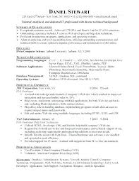 C Level Resume Awesome Information Technology Entry Level Resume Luxury Science Sample
