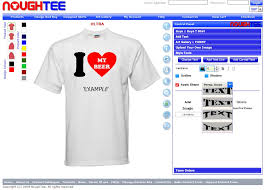 T Shirt Editing Software T Shirt Maker And Custom Application Tool Creator Or T Sh