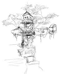 swiss family robinson coloring pages