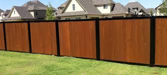 brown vinyl fence. Midland Vinyl Fence Deck Company Tulsa And Coweta Oklahoma Metal Wood Sales Installation Brown L