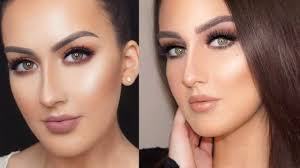 cool summer glowy skin makeup looks best everyday makeup looks and styles