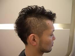 The Traditional Barber Egaoのブログ アシメパーマスタイル