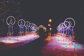 Light Show In Grand Prairie Airdrie Festival Of Lights Kicks Of 24th Season