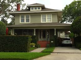 The American Foursquare was a hugely popular architectural style in almost  every part of the country. It is one of the consumate American house styles.