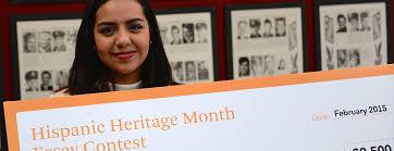 optimum community events ossining ny  hispanic heritage month essay contest