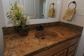 gorgeous bathroom sink countertop one piece befon for at