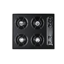 24 inch gas cooktop. Wonderful Cooktop Summit Appliance 24 In Gas Cooktop In Black With 4 Burners To Inch S