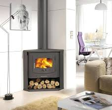 corner wood fireplace picture of simplify your indoor warming stuff with corner wood burning stove for
