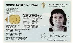 Norwegian Number Oslo Obtain To id How