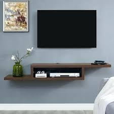 wall mount tv stand with shelves furniture modern shelf wall ideas wall art decorations intended for