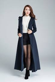 womens long trench coat